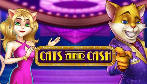 Afie suas unhas e agarre um prêmio daqueles com 'Cats and Cash'