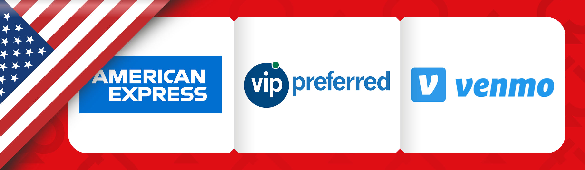 Amex vs VIP Preferred vs Venmo - Which Method Should US Players Use?