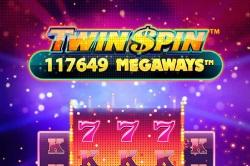 НОВЫЙ СЛОТ В ФОРМАТЕ MEGAWAYS: TWIN SPIN™