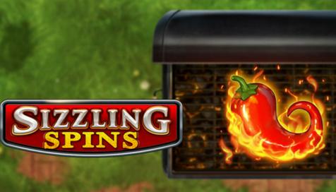 Prepárate para grandes premios en 'Sizzling Spins' de Play'n Go