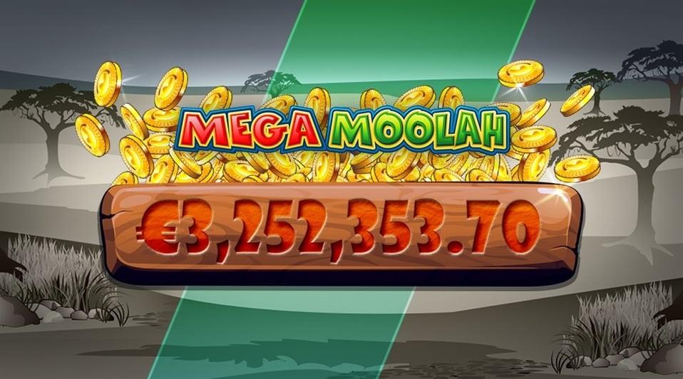 Mega Moolah向一名来自英国的玩家支付了七位数的头奖