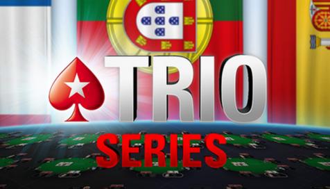 ¿Listo para las Series TRIO de PokerStars?
