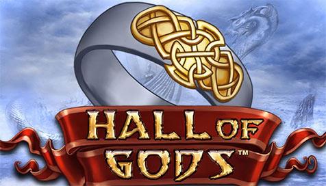 Dunder Spieler räumt über 100.000,00€ bei Hall of Gods ab