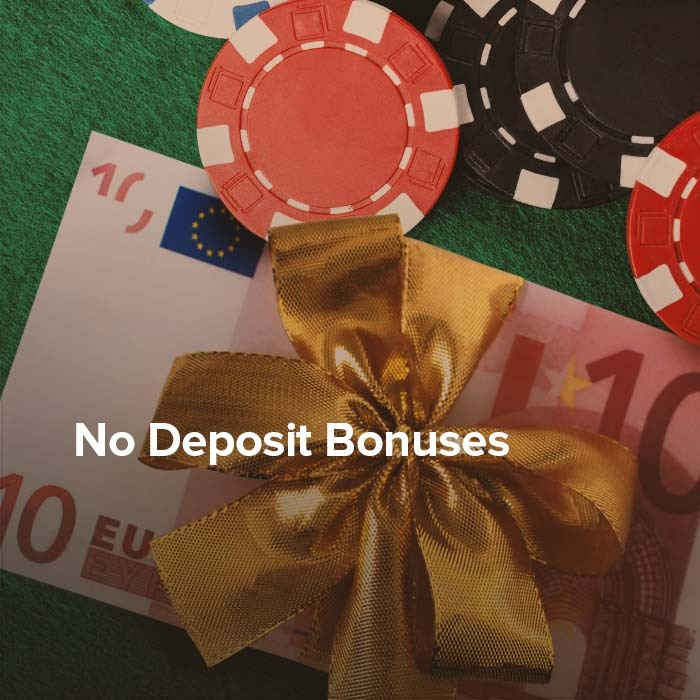 Are you looking for the latest no deposit bonuses to play at online casinos? Check our list with hundreds of casino sites to play without making a deposit.