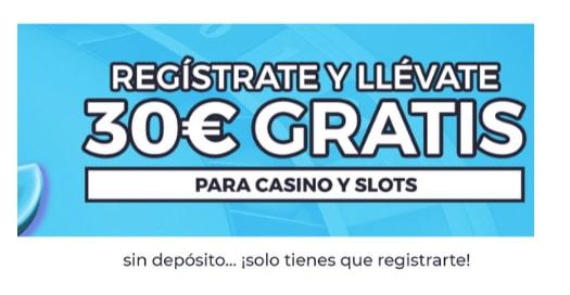 30€ GRATIS sólo por abrir una cuenta en Pastón.es