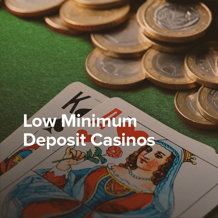 How sweet is it to be able to deposit just $/£/€1 at an online casino?