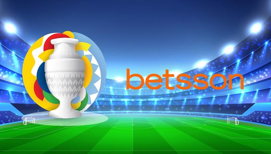 Betsson firma un Contrato de Patrocinio con la Copa América 2021