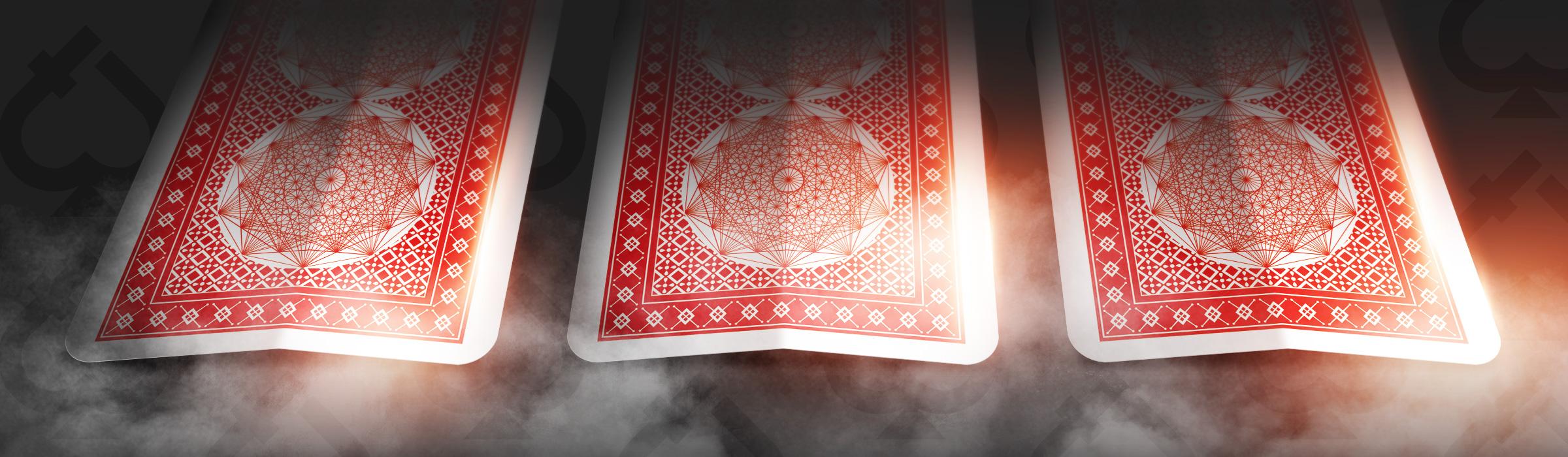The Three Card Monte Scam