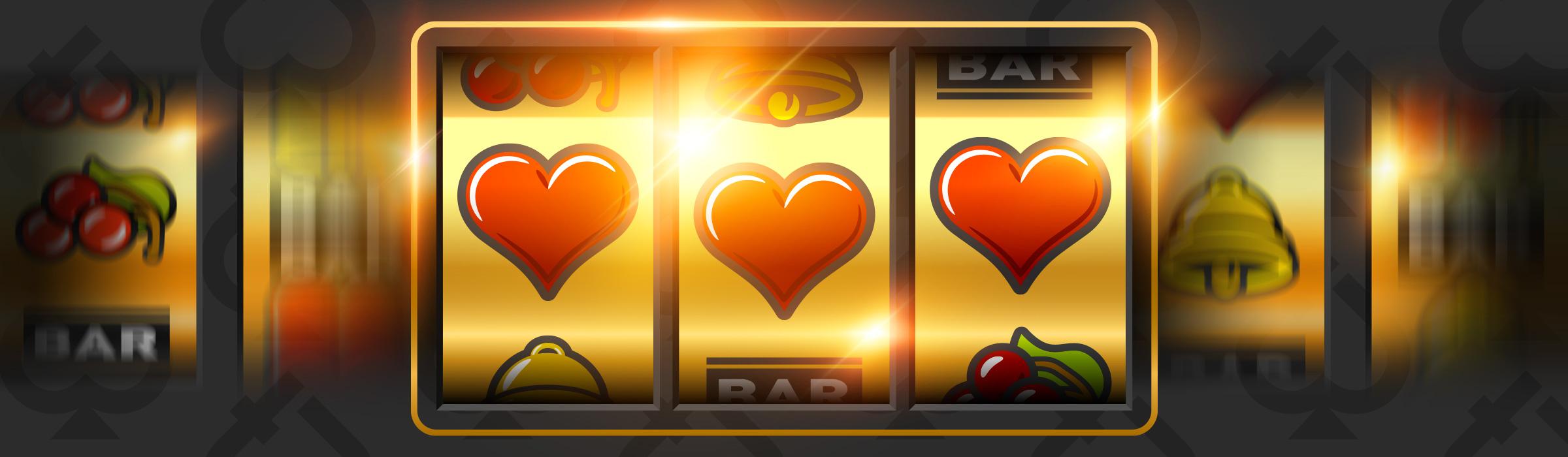 Slots gratis spielen!