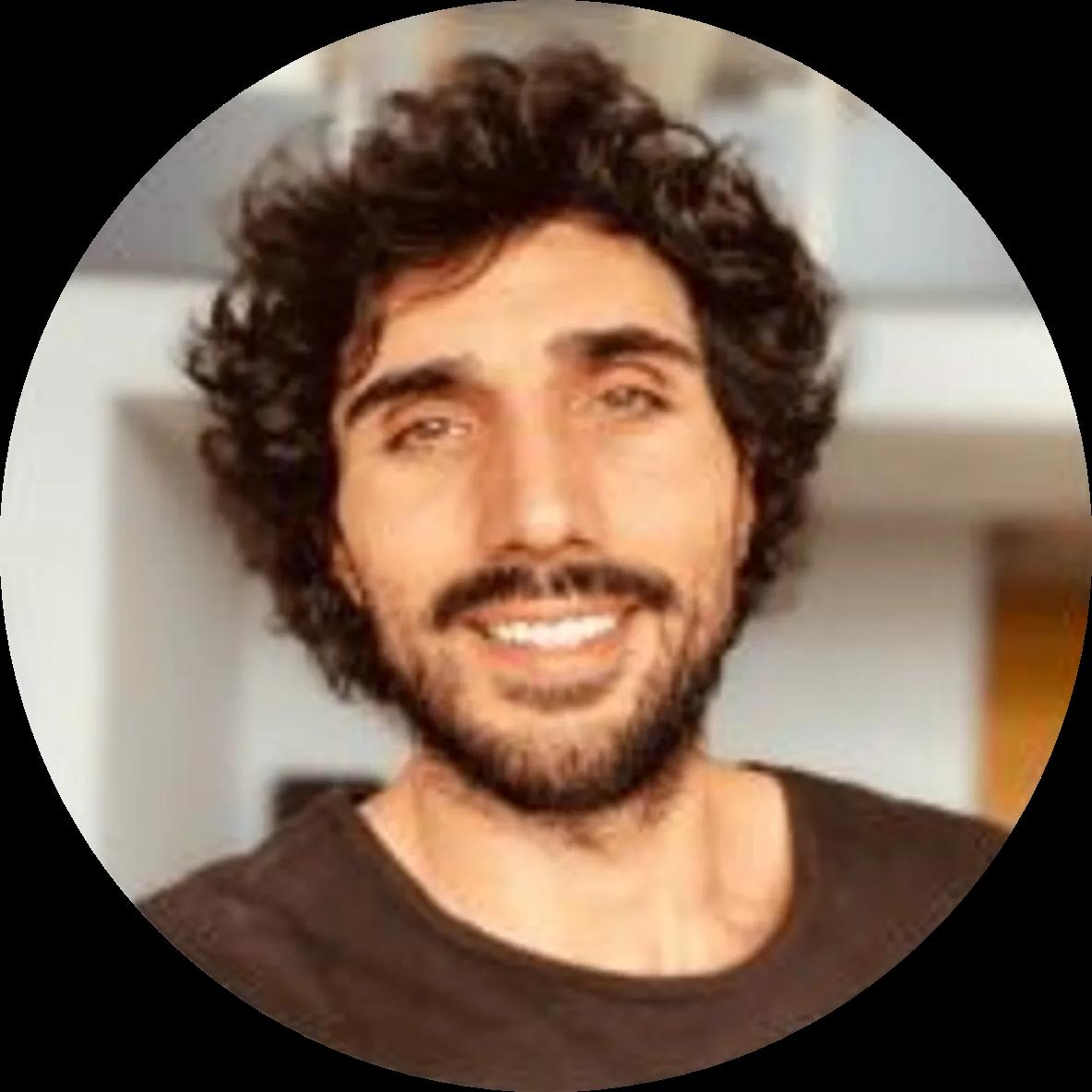 Giuseppe Faraone - Líder da equipe de conteúdo