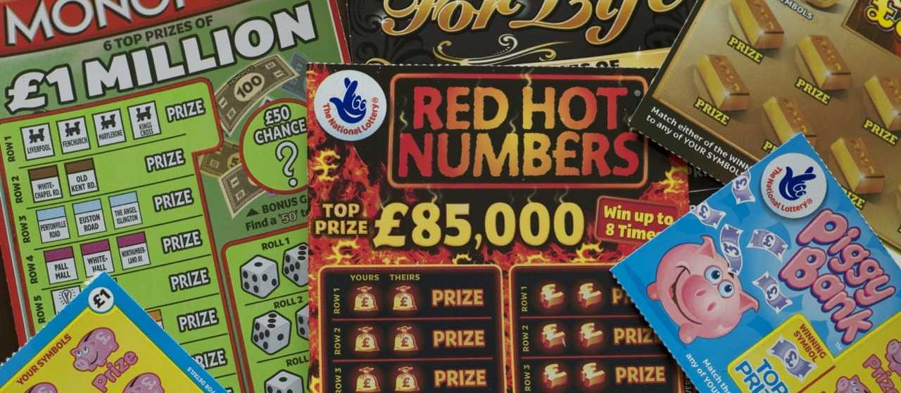 10 Tips to Improve Your Chances of Winning Scratch Cards