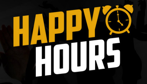 Grab 10 free spins every Wednesday with Happy Hours at ShadowBet Casino!