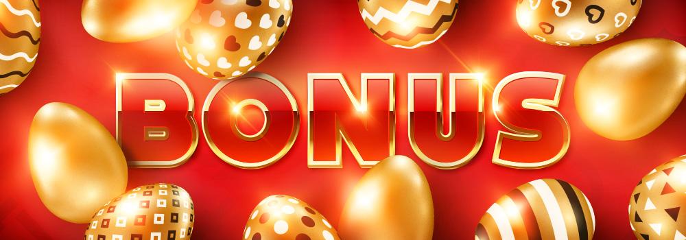 Best Easter Casino Bonuses!