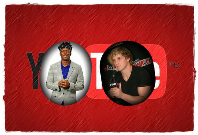 KSI vs Logan Paul – Vem satsar du på?