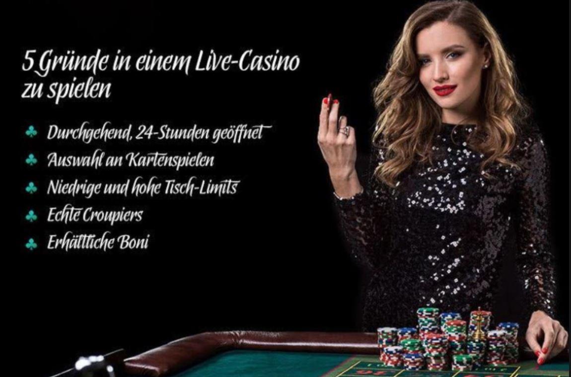 Live Spieltische - Warum Live Casinos so beliebt sind