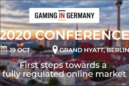 Gaming in Germany Conference am 19. Oktober 2020 in Berlin