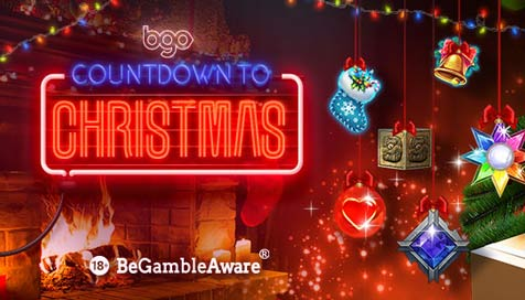 Unwrap daily offers with the Countdown to Christmas at BGO Casino