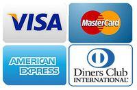 Cartão de crédito em casinos online
