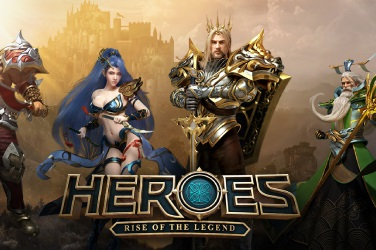 Heroes: Rise of the Legend