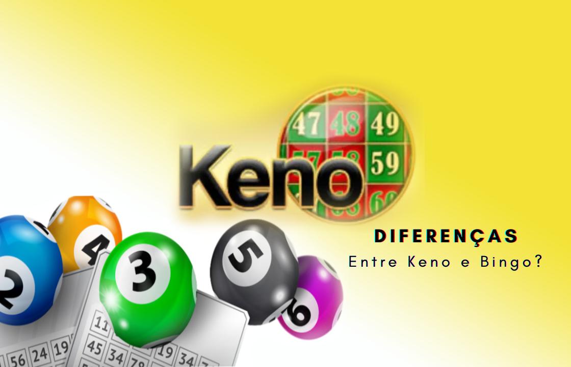 Keno, Qual a Diferença Para o Bingo e Como Jogar