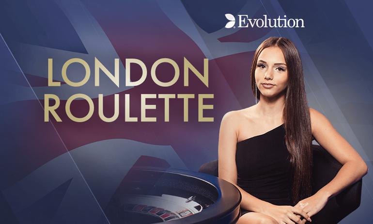 London Live Roulette