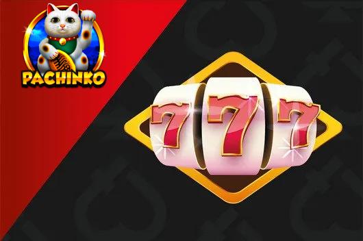 Pachinko - O jogo de casino mais procurado do momento.