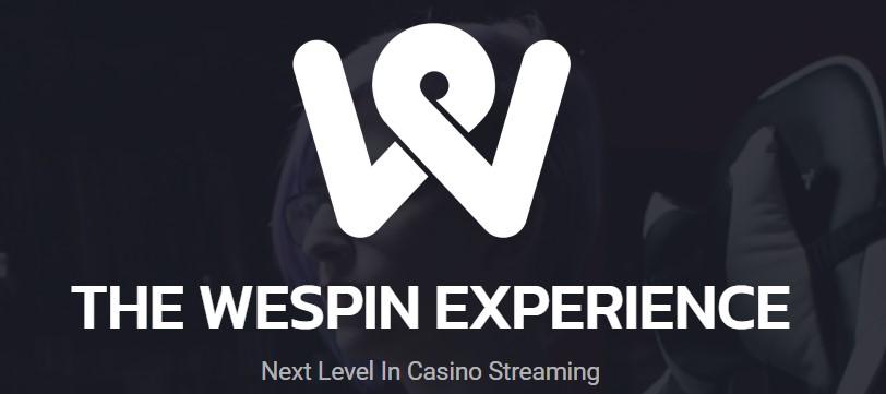 Osallistu pelistriimeihin WeSpinin avulla
